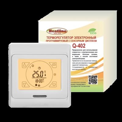 Терморегулятор Q-402 теплый пол
